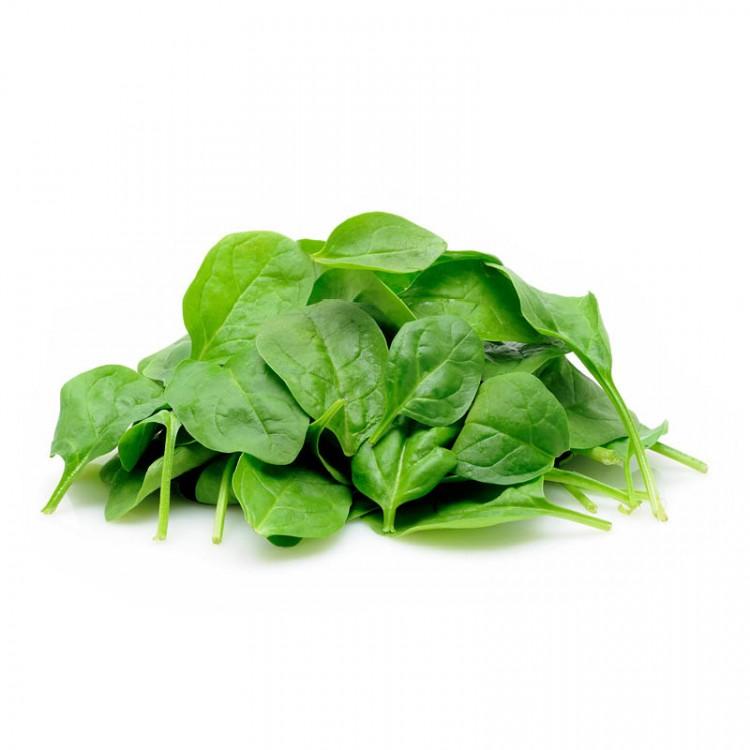 Salade épinard pousse BIO, la pièce