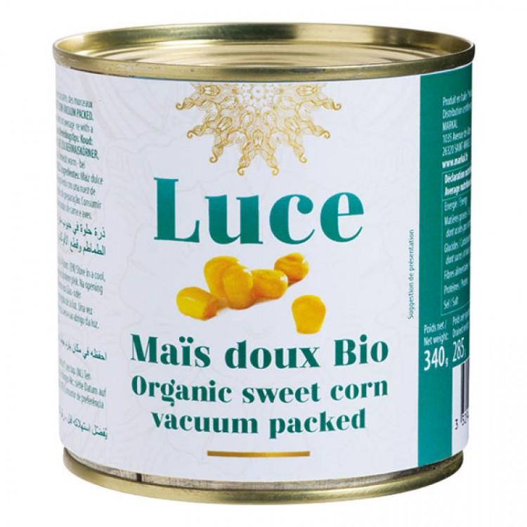 Maïs doux grain BIO, 340g